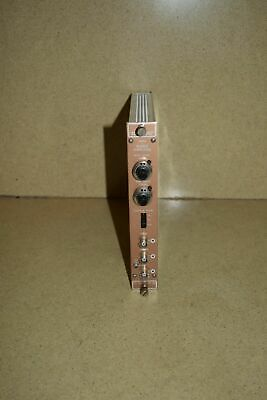 ^^ Ortec 408A Biased Amplifier Nim Module (Tp554)