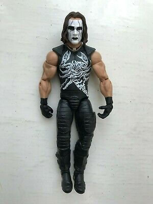 Wwe Wcw Sting Mattel Elite Collection Series Defining Moments Wrestling Figure