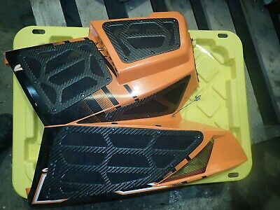 2014 Arctic Cat M9000 SNO PRO Turbo, side Panels RH and LH (OPS1061)