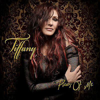 Tiffany Pieces of Me CD NEW