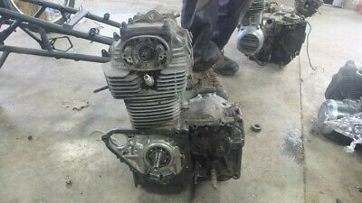 72 Honda CL350 CL 350 Engine Motor