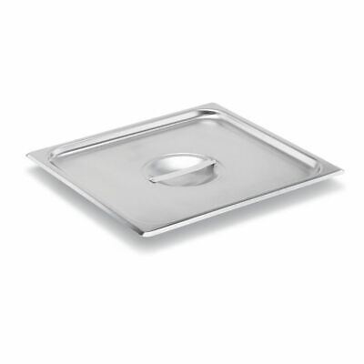 Vollrath 75110 Super Pan V S/S 2/3 Size Solid Cover
