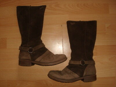 new style 140e8 86975 SUPER FIT - Winterstiefel, warme Stiefel, Gr. 32, braun ...