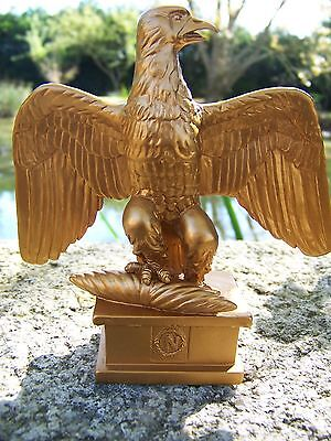 RE0032 §    FIGURINE   STATUETTE AIGLE IMPERIAL NAPOLEON grand model 14 cm
