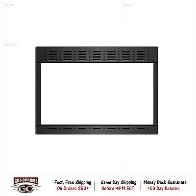 Rv-Trim-8B Contoure Microwave Oven Trim Kit Use With Microwave Oven