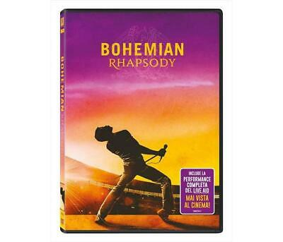 Film DVD WARNER HOME VIDEO - Bohemian Rhapsody   - Colori DVD 2018