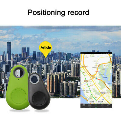 Pets GPS Tracker and Activity Monitor Smart Mini GPS Anti-Lost Waterproof Tracer