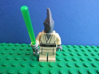 genuine LEGO STAR WARS COLEMAN TREBOR minifigure JEDI CLONE WARS lot 75019 38H