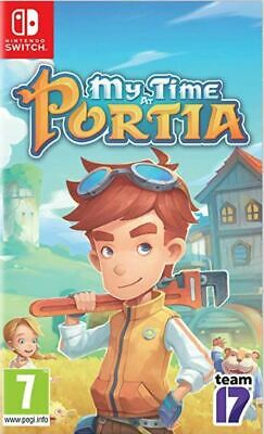 My Time at Portia (Switch)  BRAND NEW AND SEALED - IN STOCK - QUICK DISPATCH