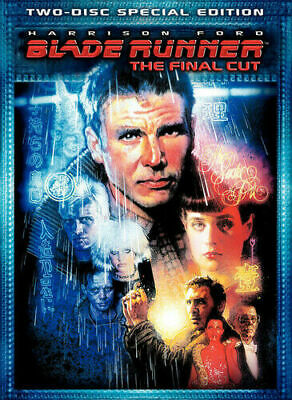 Blade Runner The Final Cut - 2 Disc Special Edition - New / Sealed Dvd