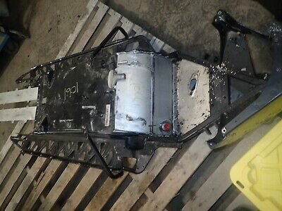 2014 Arctic Cat M9000 SNO PRO Turbo, Complete Chassis Assembly 2707-333 (OPS1061