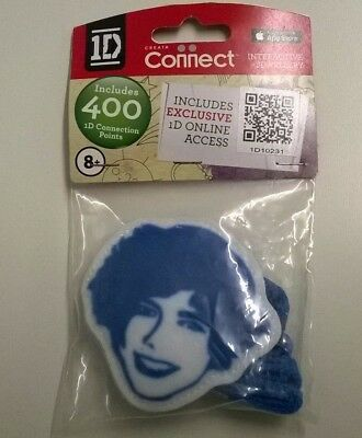 One Direction Harry Styles Interactive Jewellery Blue Fabric Laces New