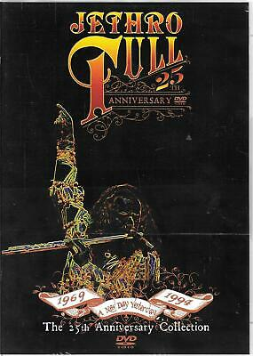 DVD ALL ZONES--JETHRO TULL--1969 A NEW DAY YESTERDAY 1994 - 5th ANNIVERSARY