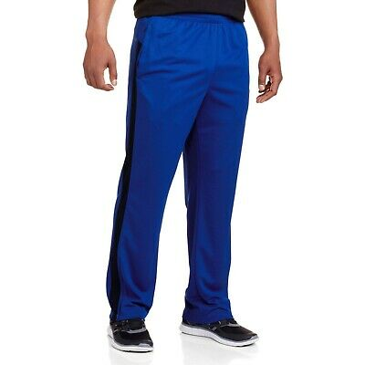 36-38 Starter Men Athletic Sport Pants Size Large Dark Blue Elastic Waist D164 To Be Distributed All Over The World