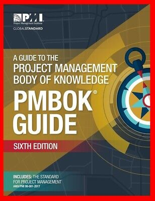 Guide to the Project Management Body of Knowledge (PMBOK) 6th edition PDF