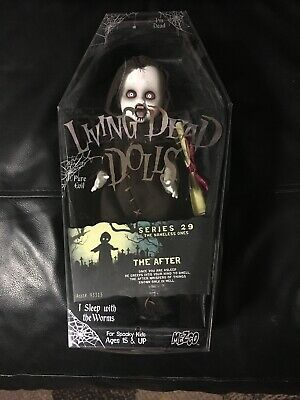 Fashion, Character, Play Dolls Precise Living Dead Doll Series 22 Roxie Bnib New Sealed Goods Of Every Description Are Available Living Dead Dolls