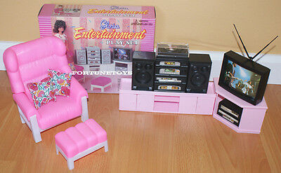 NEW GLORIA DOLL HOUSE SIZE FURNITURE GARDEN SWING PLAYSET  For DOLLS
