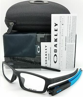NEW Oakley Crosslink Pitch RX Frame Satin Black OX8041-0156 56mm AUTHENTIC 8041