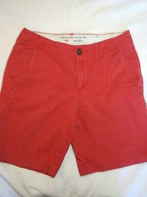 310a4955 MENS AMERICAN EAGLE Outfitters Prep Fit Casual Shorts Sz 30 - $4.25 ...