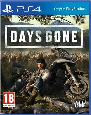 Days Gone (PS4) NEW AND SEALED - IN STOCK - QUICK DISPATCH
