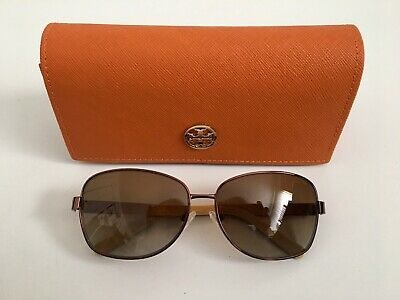 d9fcb16518b0 TORY BURCH TY 6011 Brown Polarized Sunglasses With Case - $42.99 ...