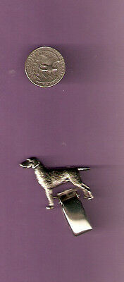 Hungarian Vizsla Dog Nickel Silver Ring Clip Pin Jewelry LAST ONE!