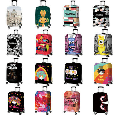 """18"""" - 32"""" Elastic Anti-scratch Luggage Suitcase Cover Dust Case Protective Cover"""