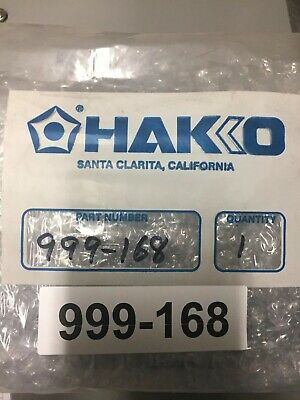 HAKKO 999-168, Mini Benchtop/Desktop ESD Hood-Top with Brace for Extractor, NEW