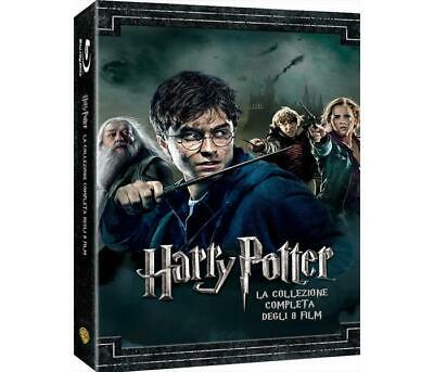 WARNER HOME VIDEO - Harry Potter Collection (Standard Edition) (8 Bl 2005