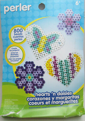 bac655779 KID'S CRAFTS PERLER St. Patrick's Day Fuse (Melty bead) Kit - Pot of ...