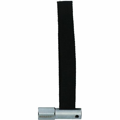 """Oil Filter Strap Wrench Remover Removal Installer Tool Nylon Strap 1/2"""" Drive"""