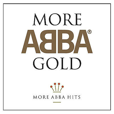 ABBA More ABBA Gold More ABBA Hits CD NEW