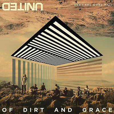 Hillsong UNITED - Of Dirt and Grace: Live from the Land CD + DVD 2016 ** NEW **