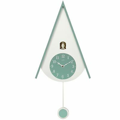 Isky Chalet Style Wall Hanging Cuckoo Clock with Pendulum by Acctim
