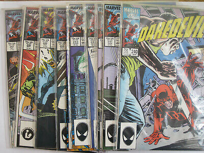DAREDEVIL  # 191-250  US MARVEL  1982-1988    NM     zur Auswahl /select