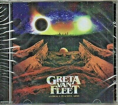 Greta Van Fleet - Anthem Of The Peaceful Arm - Cd (Nuovo Sigillato)