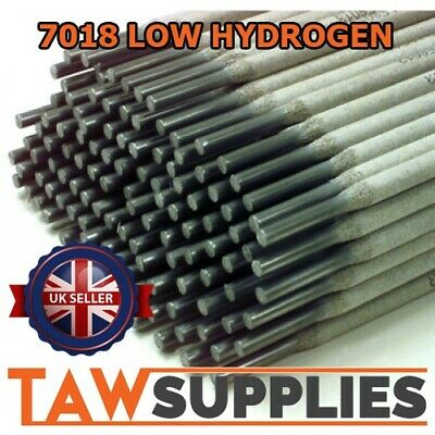 Low Hydrogen E7018 ARC Welding Rods Electrodes 2.5mm / 5.0mm