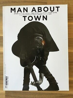 Man About Town Magazine - Hedi Slimane photographs Jamie Hince Cover 2009