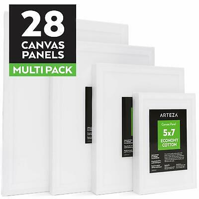5 PACK PAINTING Canvas Set Blank Art Supplies 16x20 Oil