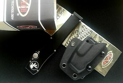 Microtech Halo V Tanto Blade Combat Tactical Knife