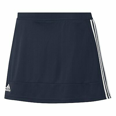 adidas Girls T16 Youth Skort Navy