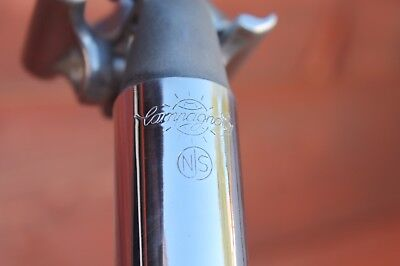 Campagnolo seat post bicycle frame binder bolt FEMALE side 8mm M6 thread NOS