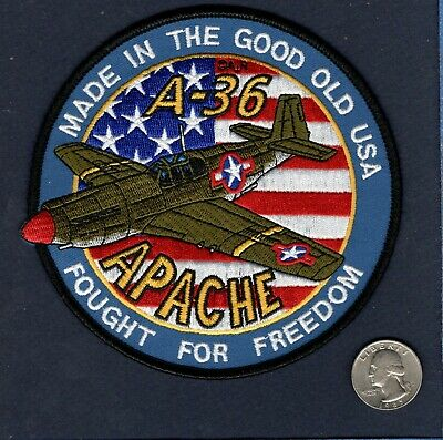 B-25 MITCHELL WW2 Army Air Corps AAC USAF North American Aviation Squadron Patch