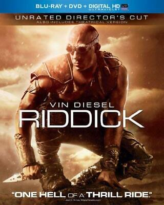 Riddick [Blu-ray] USED!