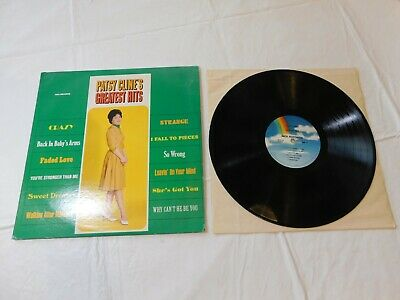 Patsy Cline's Greatest Hits MCA Records 1973 Sweet Dreams Record LP Vinyl