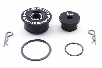 Shifter Base Cable Bushings for Civic SI EP3 RSX TSX-GUNMETAL Black