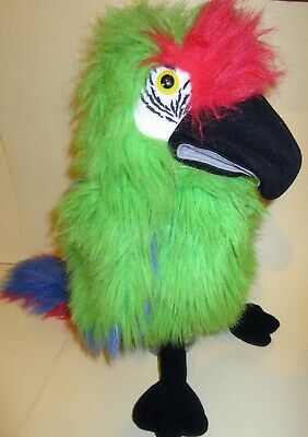 The Puppet Company Parrot Bird Toy Hand Puppet