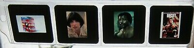 Original ROCKY VHS 35mm Press Kit Slides SYLVESTER STALLONE Shire WEATHERS