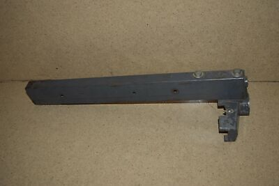 """<Rt> Rockwell/Delta 14"""" Bandsaw Fence, Incomplete (Hh)"""