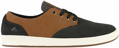 4a688490a9ea7e EMERICA SKATEBOARD SHOES Romero Laced X Independent Black/Grey/Black ...
